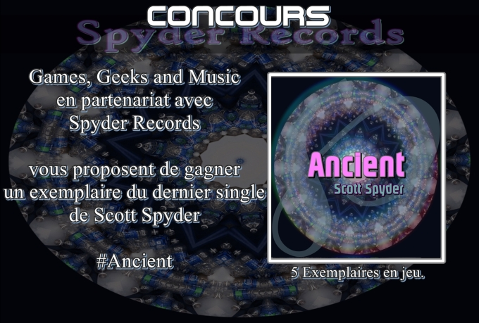 concours spyder records ancient